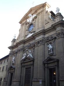 デ・ラ・ヴィッレ「ガエタノ教会」