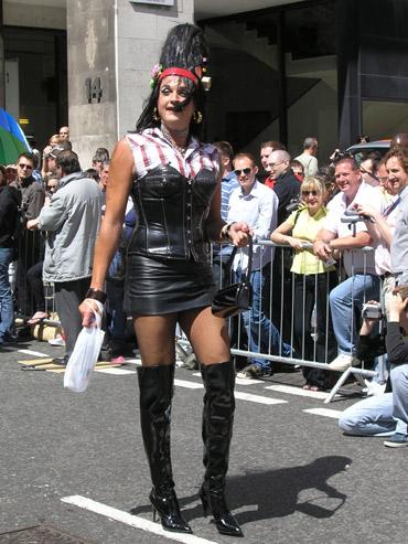 ロンドン ゲイ&レズビアンパレード