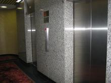 H.I.S.バンクーバー支店-エレベーター