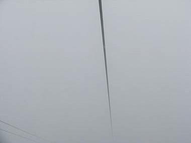 山下マヌーの マヌー式地球の遊び方-ロープウェイ