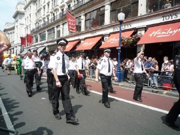 H.I.S.ロンドン雑学講座-PRIDE ロンドン2009