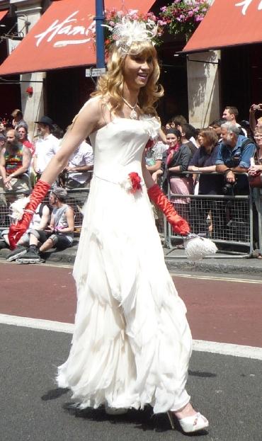 H.I.S.ロンドン雑学講座-【ゲイ&レズビアンの祭典】PRIDE ロンドン2009