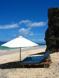 山下マヌーの マヌー式地球の遊び方-ビーチの行き方