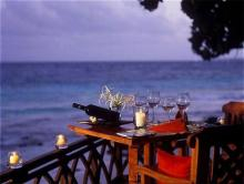 マルハバ! - from Maldives-TCR romantic dinner