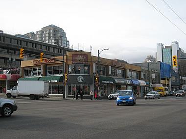 H.I.S.バンクーバー支店-Broadway-CityHall 3