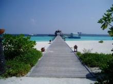 マルハバ! - from Maldives-BTM 桟橋