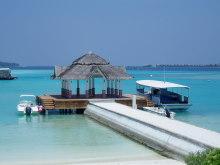 マルハバ! - from Maldives-jetty(wedding)