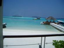 マルハバ! - from Maldives-view frm Terrace