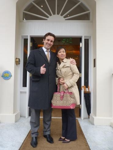 H.I.S.ロンドン雑学講座-モントカームホテル