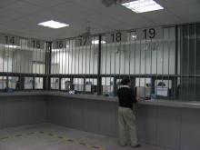 H.I.S.上海駐在事務所-チケット売り場