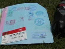 H.I.S.上海駐在事務所-満足の休憩②