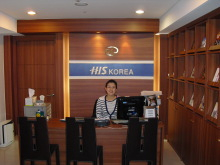 H.I.S.ソウル支店BLOG-toudesk