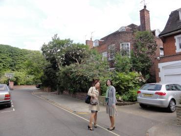 H.I.S.ロンドン雑学講座-伝統的な英国人宅で学ぶアフタヌーンティー