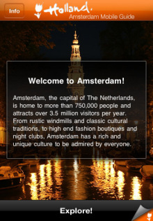 HISアムステルダムのブログ