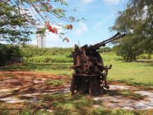 H.I.S.≫車いすで行く!バリアフリー旅行ハワイ、グァム、サイパン推進隊-SPN武器1