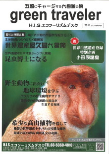 """""""自然を楽しむ""""エコなブログ"""