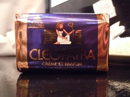 石鹸 クレオパトラ 大人気の化粧石鹸コルゲートクレオパトラソープ