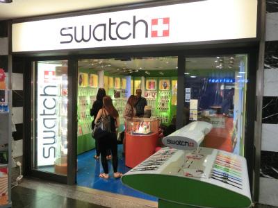 チューリッヒ中央駅のお店