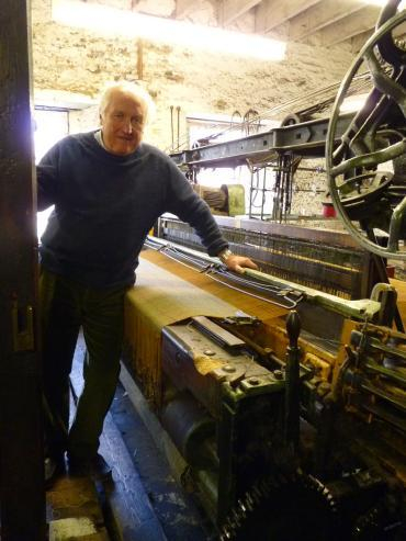 H.I.S.ロンドン雑学講座-Islay woollen Mill