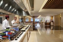 H.I.S.上海支店-Shanghai Mariott Hotel City Centre7