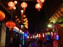 H.I.S.上海支店-西塘-夜景6