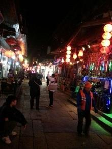 H.I.S.上海支店-西塘-夜景8