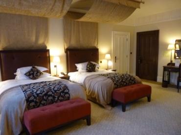 H.I.S.ロンドン雑学講座-憧れの古城ホテル