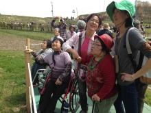 福島 車椅子