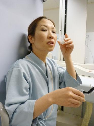 H.I.S.ロンドン雑学講座-バリウム検診