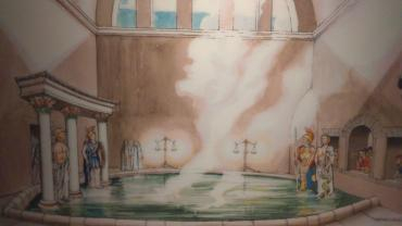 H.I.S.ロンドン雑学講座-ローマ浴場2