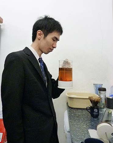 H.I.S.ロンドン雑学講座-茶