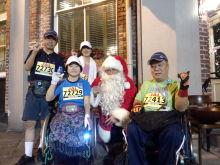 ホノルルマラソン 車椅子