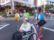 車椅子 ハワイ