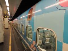 列車の外観